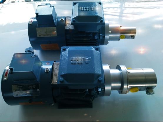 齿轮计量泵--高精度输送