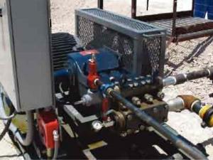 高压浆料泵